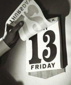 чёрная пятница 13